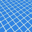 Stock Photo: Blue square background