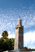 View on Minaret — Stock Photo