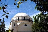 "Synagogue ""Hurva"" in Old City, Jerusalem, Israel — Stock Photo"