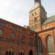 Stock Photo: Dome Cathedral - famous protestant cathedral in Riga, Latvia