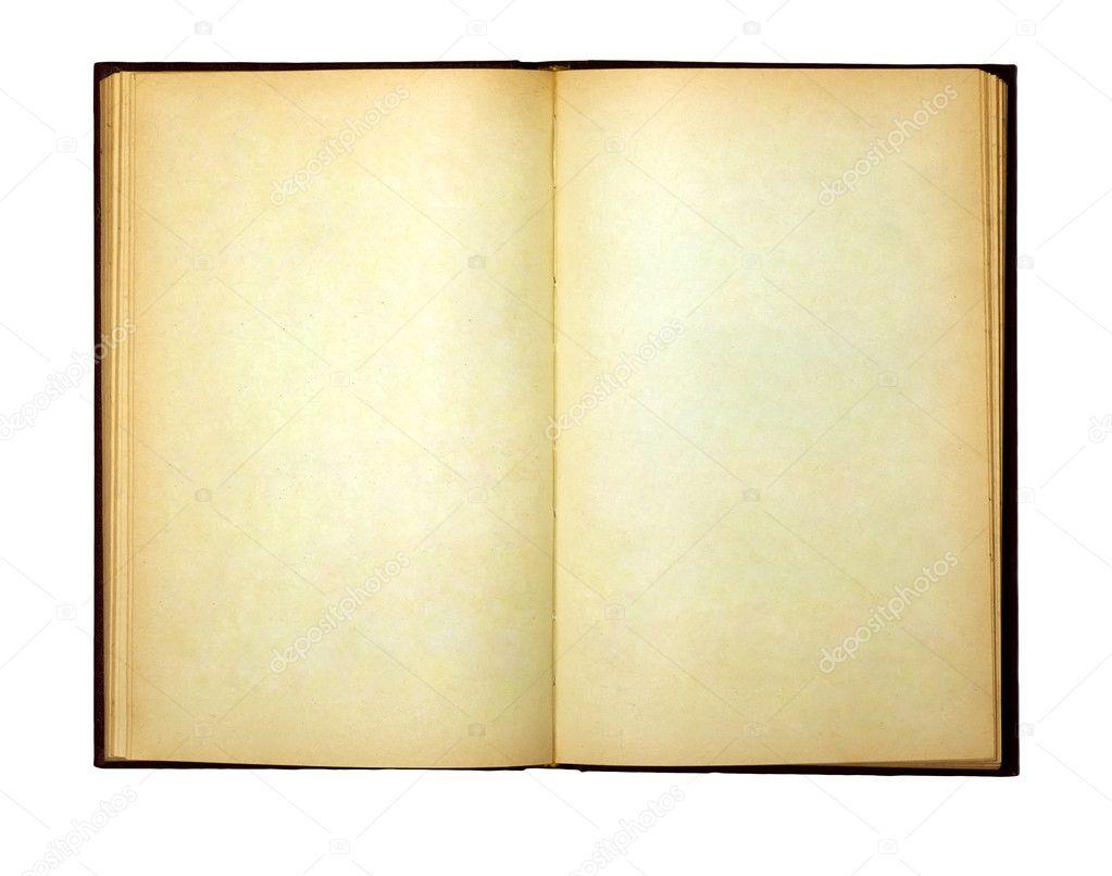 Page Livre Ancien L'ancien Ouvre le Livre et Les