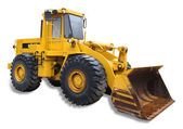 Frontend loader, isolated — Stock Photo