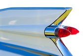 Tail fin — Stock Photo