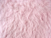 Texture of soft pink fleecy fabric (angora woolen cloth) — Stock Photo