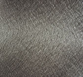 Siilver metallic fabric texture — Stock Photo