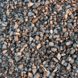 Stock Photo: Closeup of black coal lumps