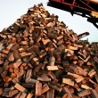 Fire wood — Stock Photo #7123410