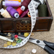 Sewing Supplies — Stockfoto #6841997