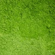 Green Sand texture — Stock Photo