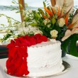 Wedding cake — Stock Photo #7785208