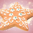 Christmas cookie — Stock fotografie
