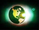 Eclipse design — Stock Photo