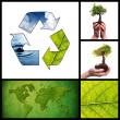 Environmental collage — Stock Photo #7957126