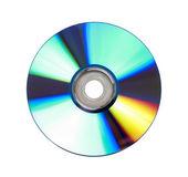 Dvd 光盘 — 图库照片