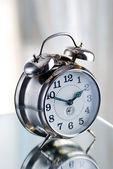 Old fashion alarm clock — Stock Photo