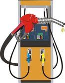 Fuel pump — Stock Vector