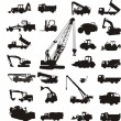 Royalty-Free Stock Vector Image: Building and constructing equipment