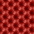 Red leather texture background. Vector illustration. — Stock Vector