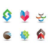公司设计元素 — 图库矢量图片