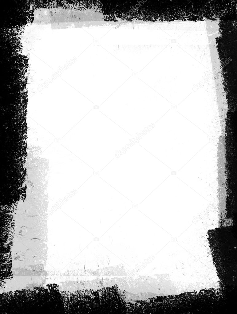 Grungy Black and White Space — Stock Photo #6893348
