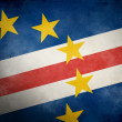 Stock Photo: Cape Verde Flag