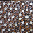 Islamic Wooden Art — Stock Photo #7142456