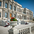 ciragan palace — Stock Photo
