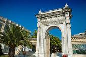 Portão do palácio — Fotografia Stock