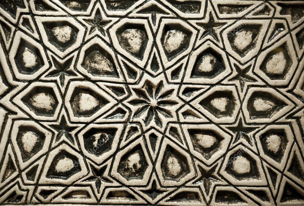 Ottoman carvings — stock photo enginkorkmaz