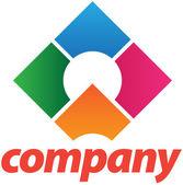Przełącznik logo — Wektor stockowy