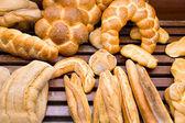 Nowo upieczony chleb — Zdjęcie stockowe