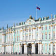 Winter Palace, St.Petersburg, Russia - Stock Photo