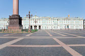 Palace Square St Petersburg, Russia — Stock Photo
