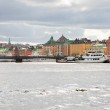 Panorama of Stockholm city, Sweden — Stock Photo