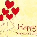 Happy valentines day — Stock Vector #7050954