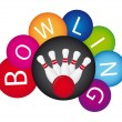 Royalty-Free Stock Vector Image: Bowling