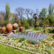 Bucharest parks and gardens, Cismigiu — Foto de Stock