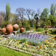 Bucharest parks and gardens, Cismigiu — Foto Stock
