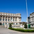 Bucharest - National army place — Stock Photo