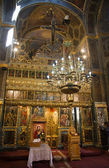 Interior iglesia — Foto de Stock