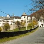 Horezu Monastery — Stock Photo #7391028