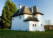 Fortified Romanian villa — Stock Photo