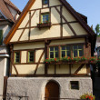 Stock Photo: Old house in Tuebingen,Germany