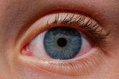 Eye detail — Stock Photo