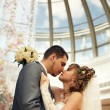 Newlyweds - Stock Photo