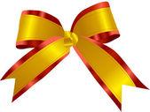 Decorative bow — Stock Photo