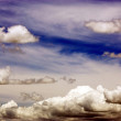 Sky and clouds - Foto de Stock