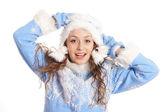 Krásná sněhurka — Stock fotografie