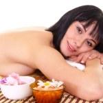Woman at spa — Stock Photo #7667047