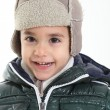 Child in winter clothes — Stock Photo #7863920
